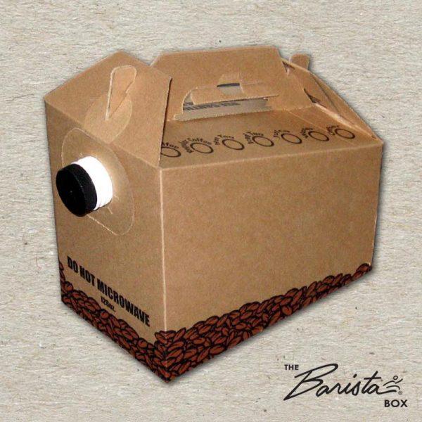 128 oz Barista Box